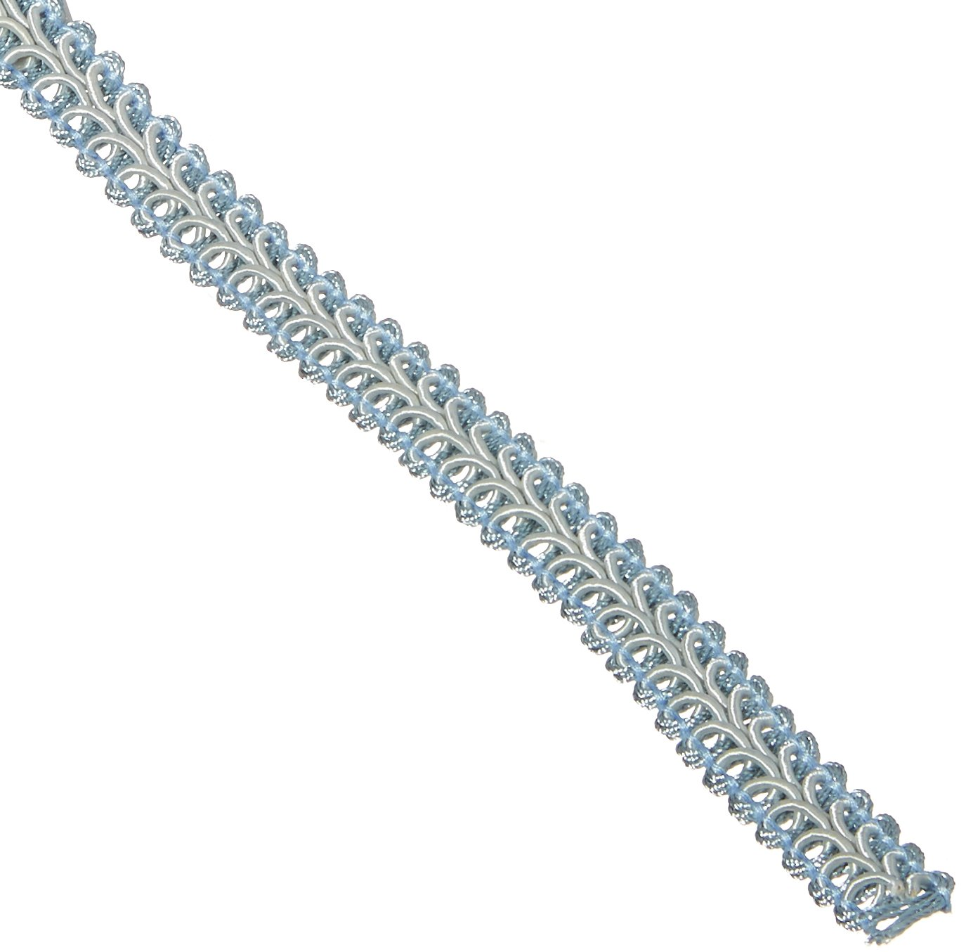 20-Yard Expo International Alice Classic Woven Braid Trim Sage