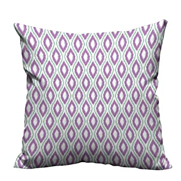 Amazon.com: Funda de almohada con patrón de cremallera ...