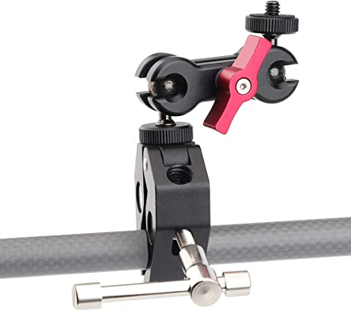 Zhiyou Magic Arm Super Stativklemme Mit 1 Kamera