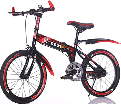 YEARLY Bicicleta Plegable Infantil, Bicicleta Plegable Estudiante ...