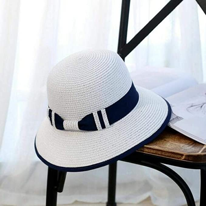 Gorras Anchas Plegables con Estilo para Mujer Gorras de Playa ...