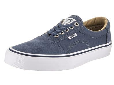 Vans Men's Rowley Solos Indigo/White Skate Shoe 8.5 Men US