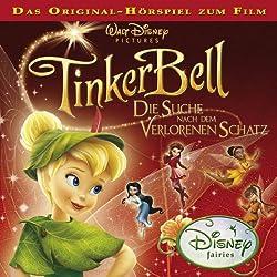 Die Suche nach dem verlorenen Schatz (Tinkerbell 2)