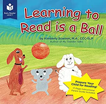 Learning to Read is a Ball: Promote Your Child's Language ...