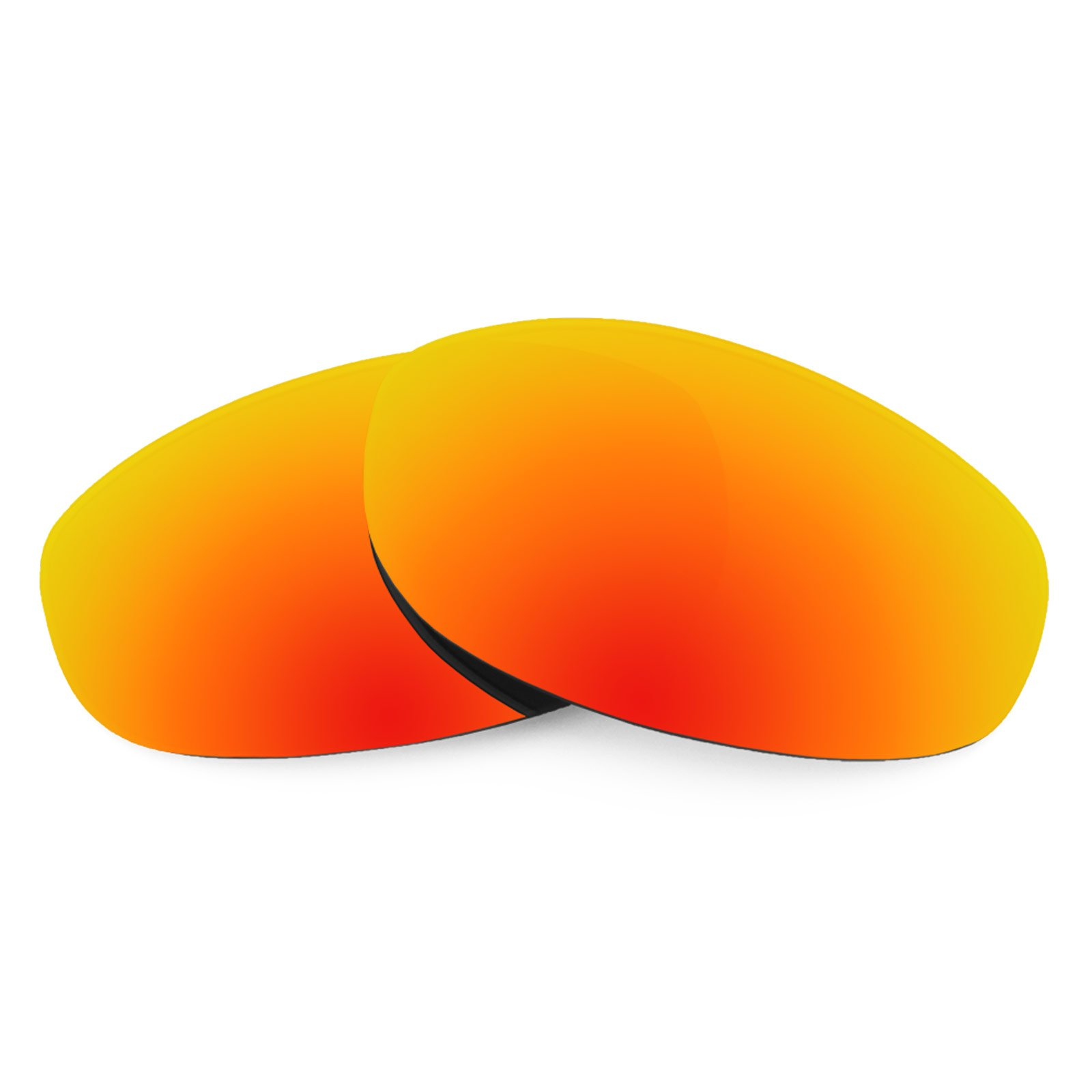 Revant Polarized Replacement Lenses for Oakley Tightrope Fire Red MirrorShield