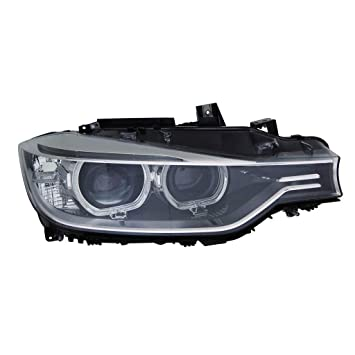 Amazon com: Fits BMW 3 Series Sedan F30 2012-2015 Headlight