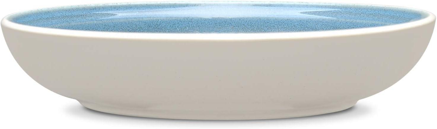 Noritake Colorvara Pasta Bowl, 24-Ounce, Blue
