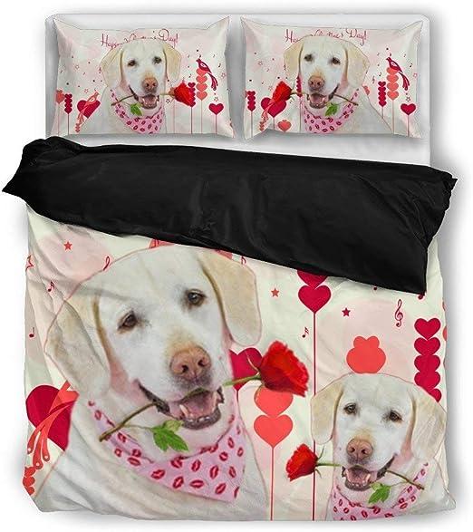 Labrador Retriever Print Bedding