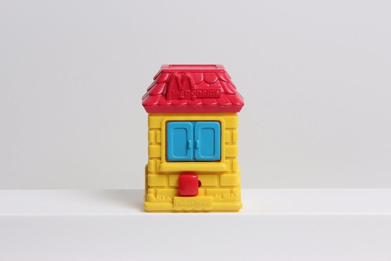 Amazon.com : Fisher Price Little People McDonald\'s Drive-Thru Window ...