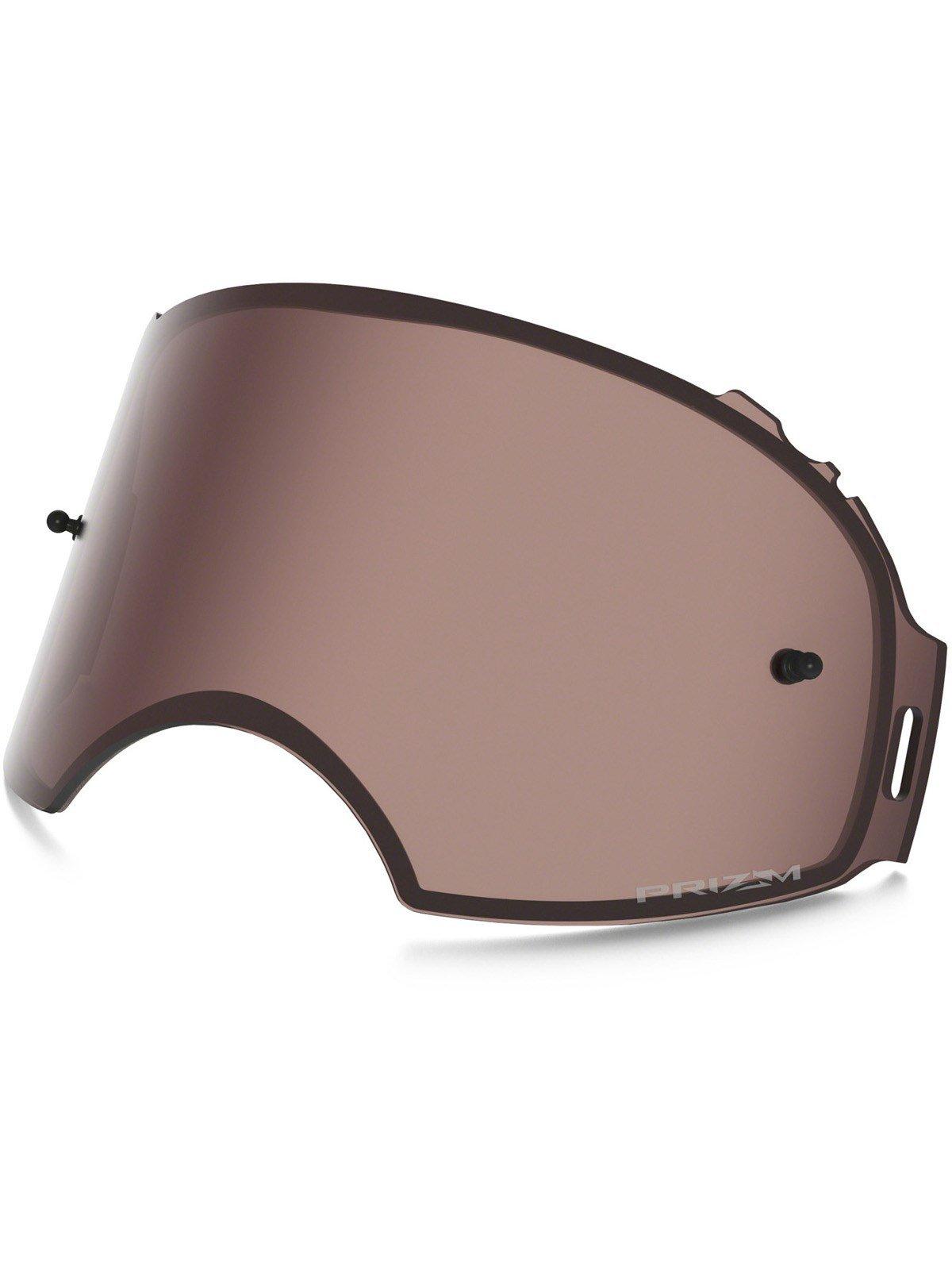 Oakley Unisex-Adult Goggle Replacement Len (Black, Medium)