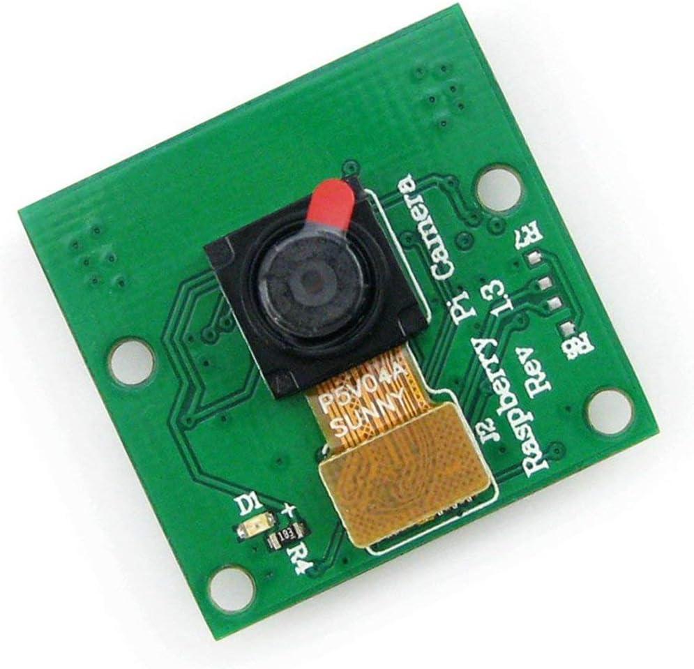A+ 5MP Camera Module 1080p with 15cm 15Pin Flex Ribbon Cable for Raspberry Pi 3 2 Model B B