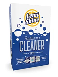 Lemi Shine Multi Use Machine Cleaner Lemon-3 ct, Count