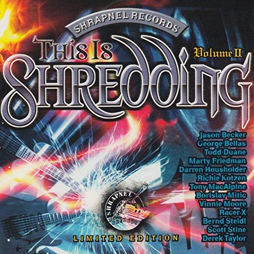 This Shredding Vol Various artists