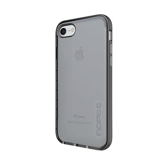 Incipio Octane Lux for iPhone 7 Plus iPhone 6S Case, Incipio Isla Design Series Case [Scratch Resistant] Cover fits Both Apple iPhone 6, iPhone 6S Smoke/Black/Charcoal