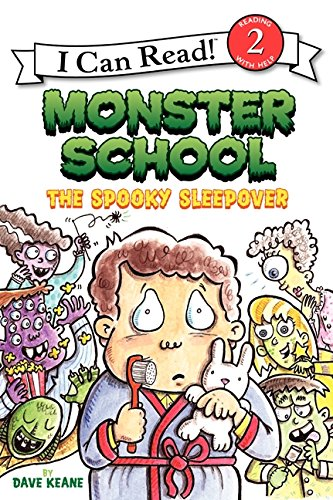 Monster School: The Spooky Sleepover (I Can Read Level (Halloween 2 Online 2017)