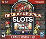 FIREHOUSE HOUNDS SLOTS 8 Game Collection PC & Mac Game NEW