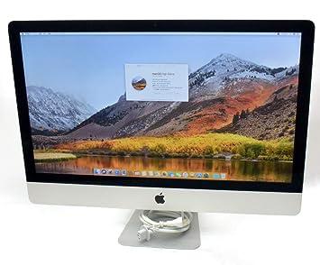 Desktops & All-in-ones Apple Imac 27 I7 3.5ghz Late 2013