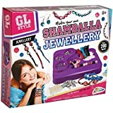 GL Style Make Your Own Shamballa Bead Bracelets Childrens Jewellery Craft Kit