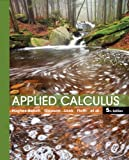 Applied Calculus, Hughes-Hallett and Flath, Daniel E., 1118174925
