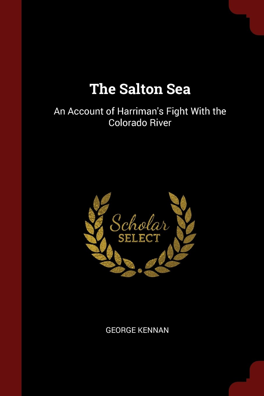 Read Online The Salton Sea: An Account of Harriman's Fight With the Colorado River pdf