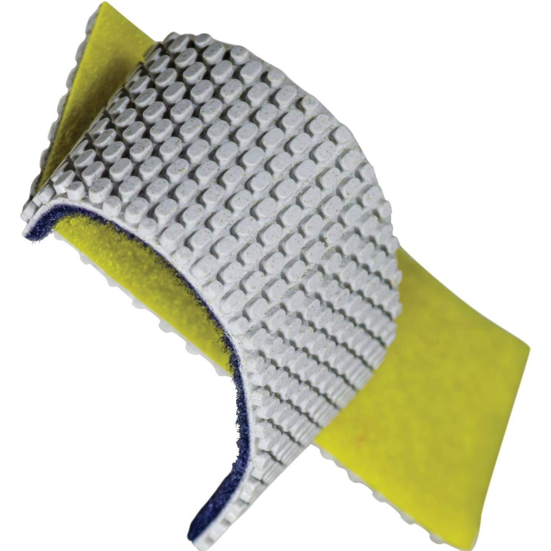 Stadea HPW110H Diamond Hand Polishing Pads Flexible for Concrete Glass Marble Stone Polishing, 7 Pads 1 Backing Pad Set by STADEA (Image #9)