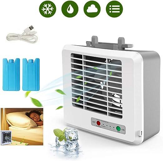 YOUYE USB Mini Aire Acondicionado portátil Refrigerador Enfriador ...