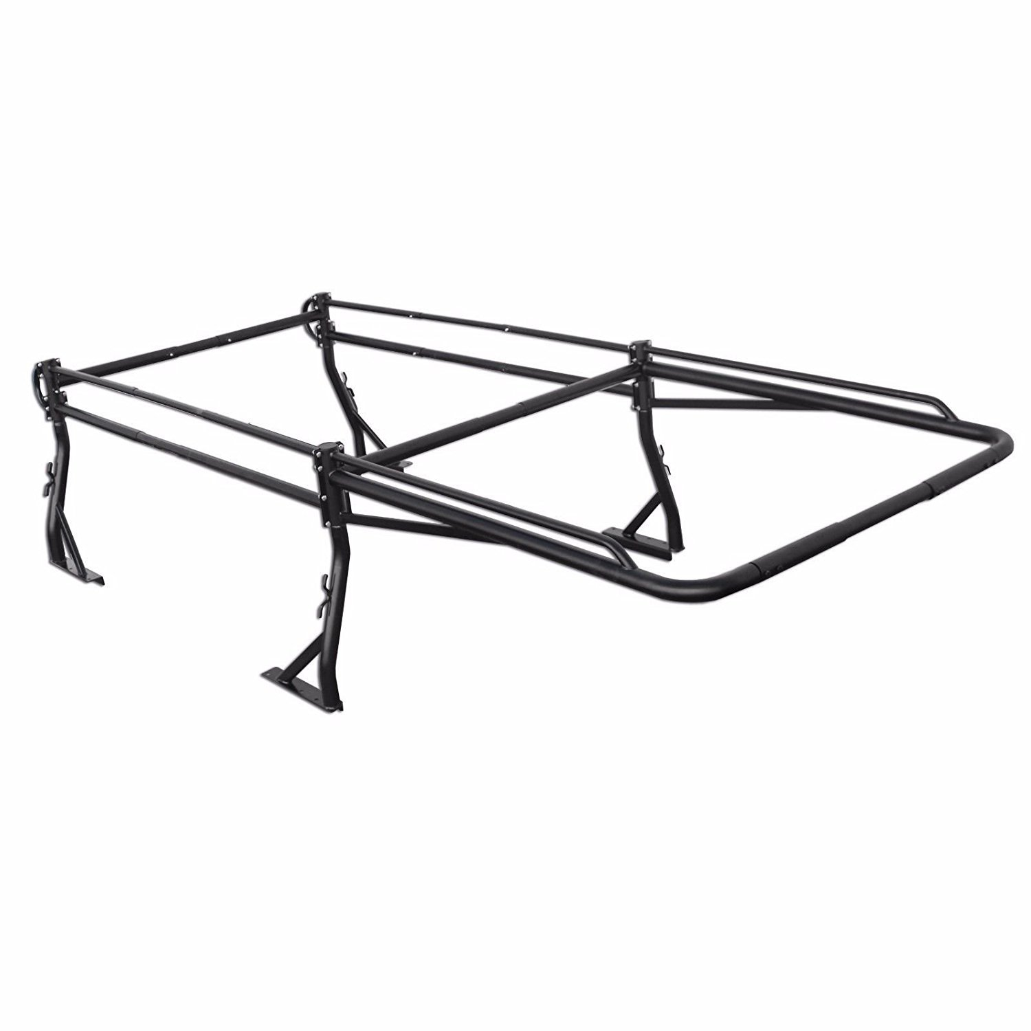 AA-Racks P39-RC Removeable Middle Crossbar White