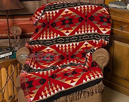 Southwestern Throw Blanket Gorgeous Amazon Mision Del Rey Southwestern Throw Blanket 60x60 Lakota