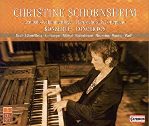 Keyboard Recital: Schornsheim