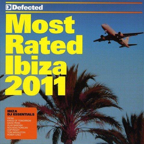 Most Rated Ibiza 2011 - Most Rated Ibiza 2011 - Amazon.com Music