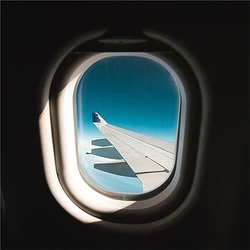 airplane window view wallpaper