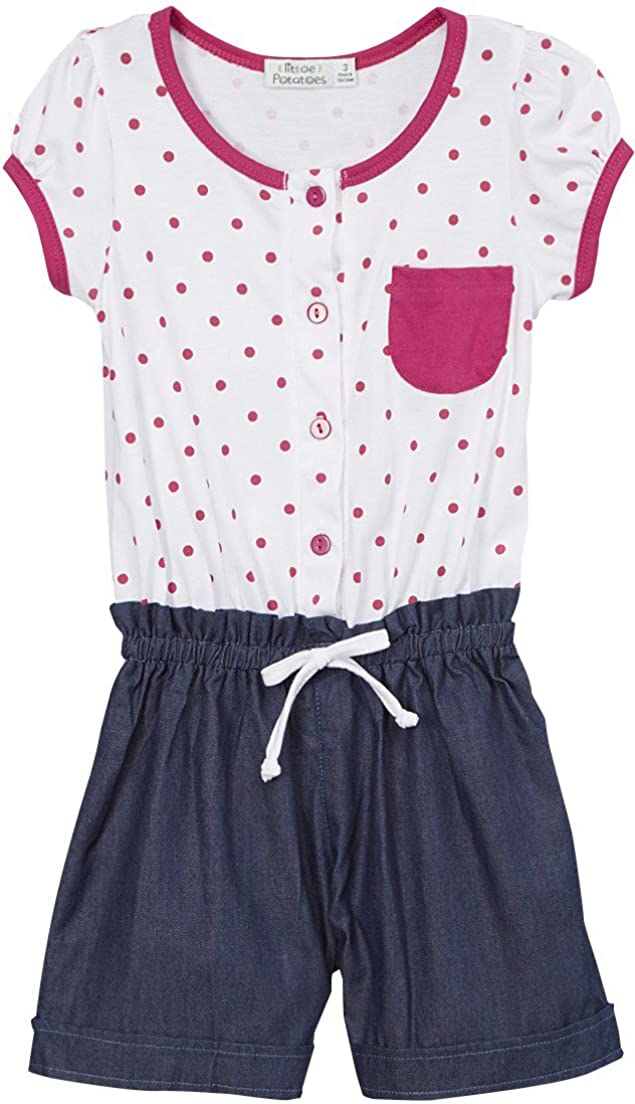 ToBeInStyle Girl/'s Casual Easy to Wear Assorted Styles Adorable Rompers