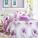 DHWM-The bare bedroom duplex Tencel 4 piece set, bed linens, consider the wedding bedding 4 piece set a ,2.0m
