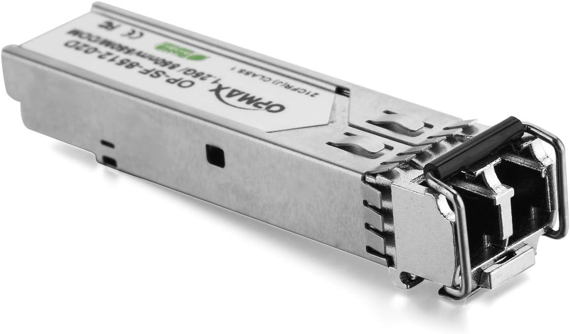 850nm OPMAX Juniper JX-SFP-1GE-SX 1.25Gb//s SFP Transceiver Module MMF 550m