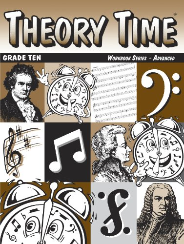 Advanced Music Theory Books - 7