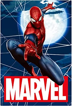 Amazon Com Marvel Spiderman 3d Lenticular Card Office Products