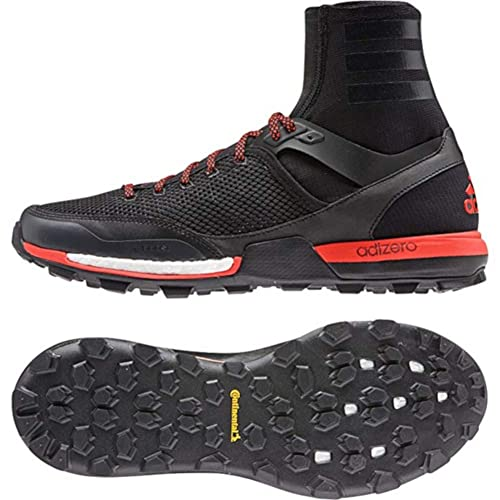 Buy Adidas Adizero XT 5 Boost Mens Trail Running Shoe Black/Dark ...