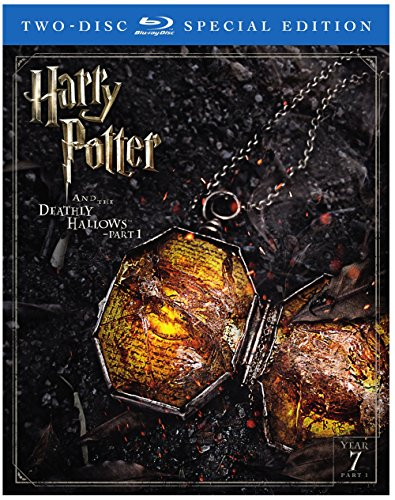 Harry Potter and the Deathly Hallows, Part I (2-Disc Special Edition) [Blu-ray]