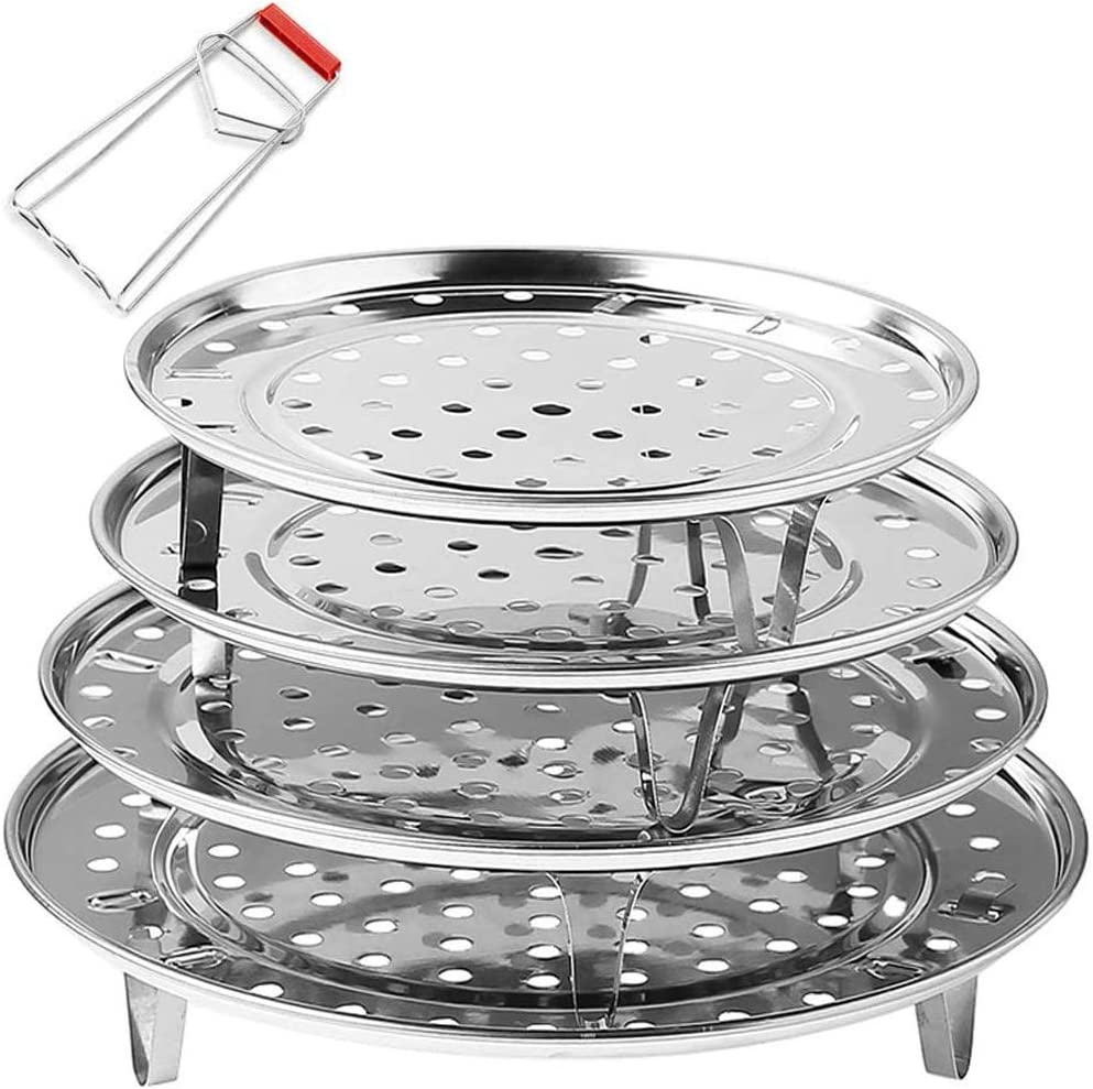 Round Stainless Steel Rack 7.6