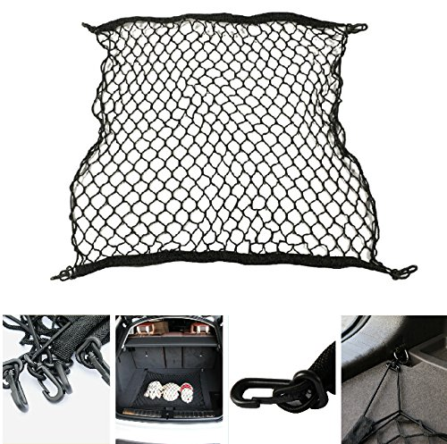 Mebare(TM) Car Trunk Nylon Rope Net auto accessories for VOLKSWAGEN VW TIGUAN Touran JETTA MK4 MK5 MK6 POLO