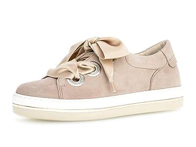 sport lacer chaussures De Skate À 380 Gabor Femme Top 23 semelle low wnOk80PX