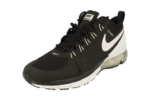 eb378e4fb9 Nike Air Max TR180 TB Mens Running Trainers 723991 Sneakers Shoes (UK 11.5  US 12.5 EU 47, Black White 001): Amazon.ca: Shoes & Handbags