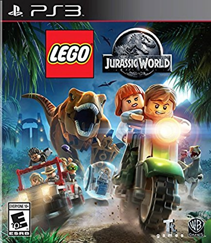 LEGO Jurassic World - PlayStation 3 (Best Racing Game For Vita)