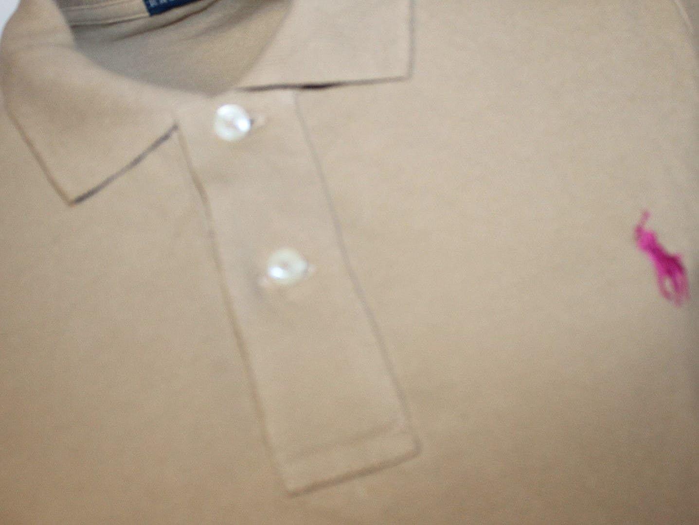 3eced8bf04f021 Polo Ralph Lauren Damen T-Shirt Braun Hautfarben Gr. L