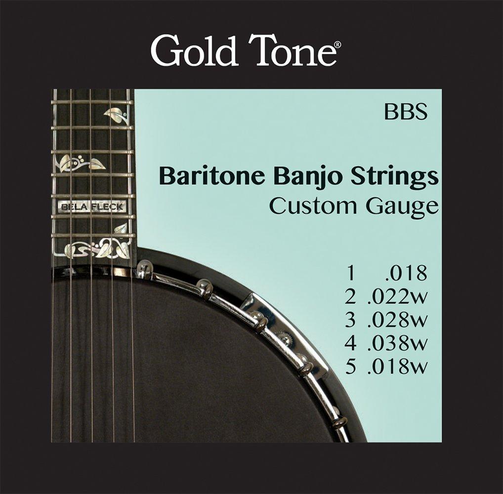 Gold Tone BBS Baritone Banjo Strings