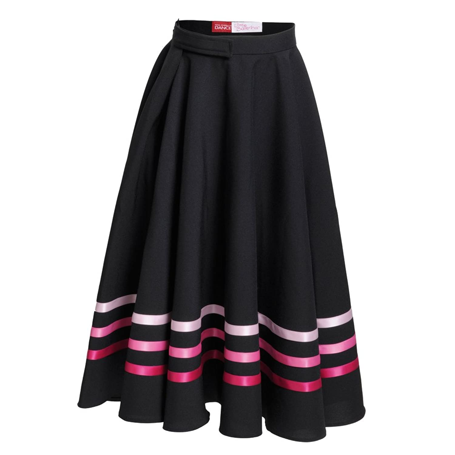 Little Ballerina RAD Approved Character Skirt, Pink Colours