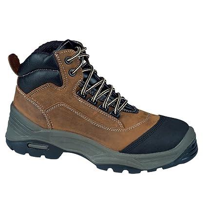 Zapatos de seguridad montantes Lemaitre Solano S3 CI SRC 100% no metálicos