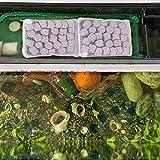 DEPEPE 10pcs Aquarium Filter Bags
