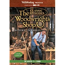 The Woodwright's Shop (Season 1): The Historic Launch of Roy Underhill's Handtool & Woodworking Projects