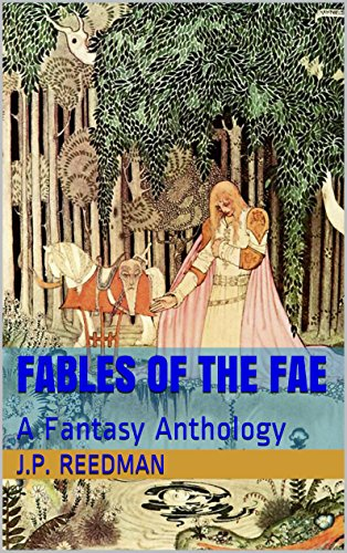 Fables Fae Anthology J P Reedman ebook product image